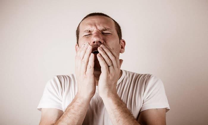 Результатом интоксикации может стать аллергическая реакция