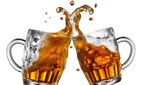 Даже безалкогольное пиво вредно при язвенных поражениях ЖКТ