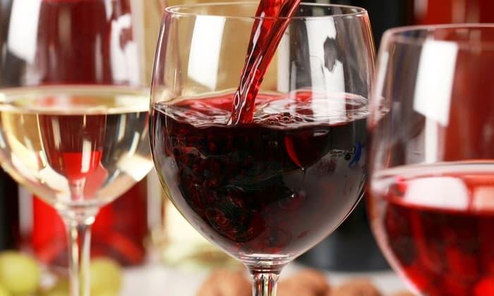 Скорость выветривания алкоголя после принятия вина зависит от концентрации в нем спирта