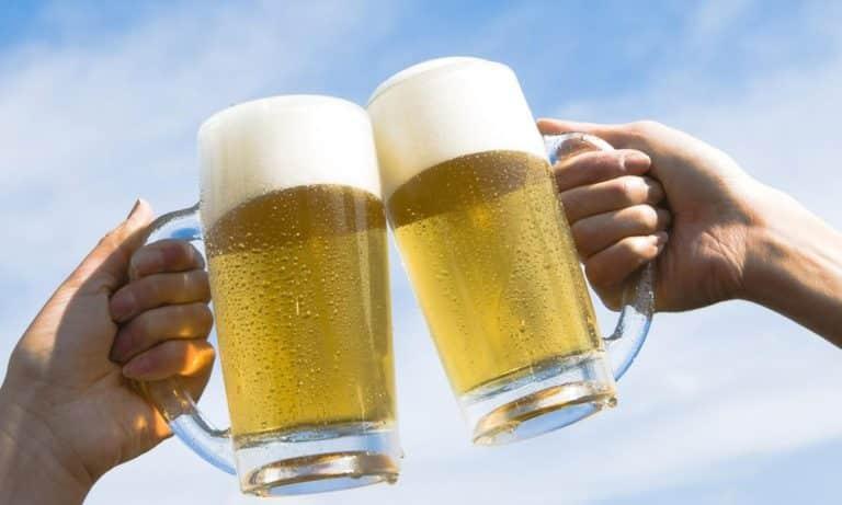 Можно ли пить пиво при бронхите