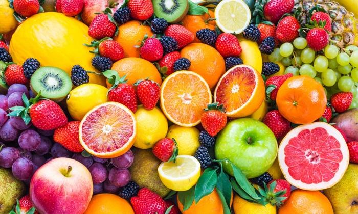 Продукты с высоким содержанием витамина C помогают снять похмельный синдром