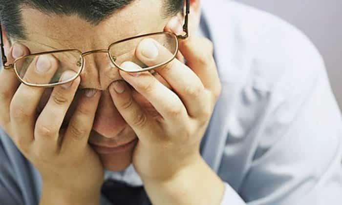 Алкоголизм и ухудшение зрения