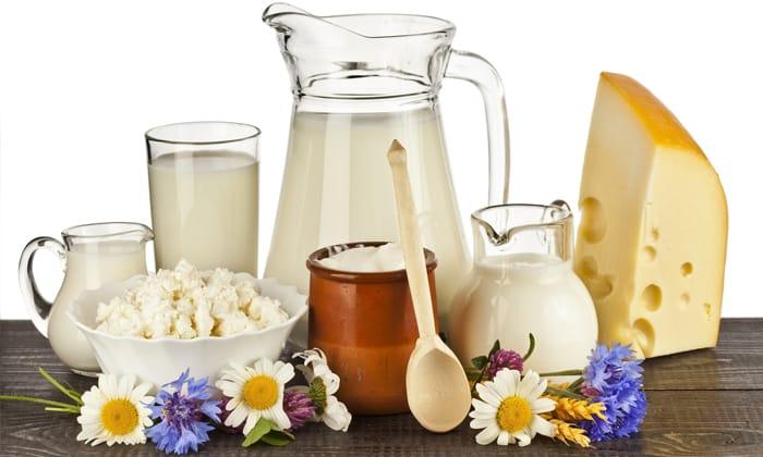 Нейтрализовать токсины помогают кисломолочные продукты