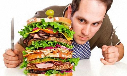 Пересмотрите свой рацион и откажитесь от алкоголя и жирной пищи