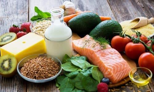 Важно организовать полноценное питание