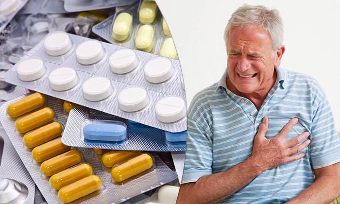 Препараты с дисульфирамом и цианамидом противопоказано использовать при наличии тяжелого заболевания сердца и сосудов
