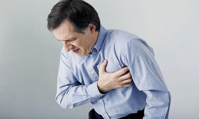 При интоксикации повышается артериальное давление