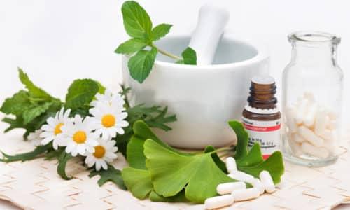 Народную медицину можно применять в домашних условиях как отдельно, так и в сочетании с методами традиционной медицины