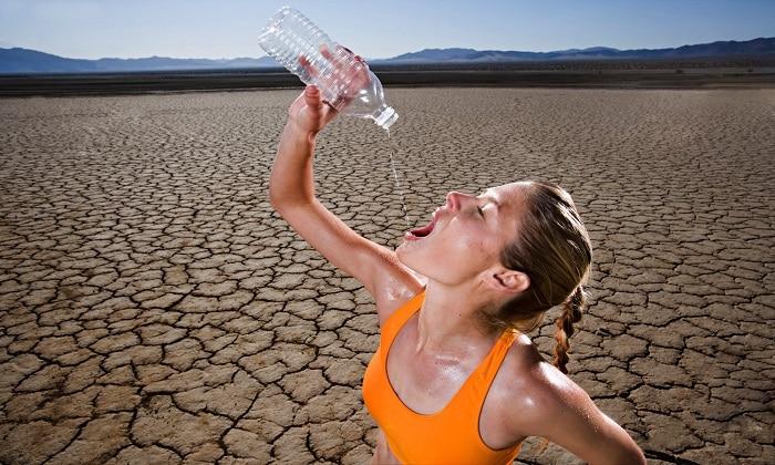На фоне приема препарата у пациента может появиться побочный эффект в виде сильной жажды