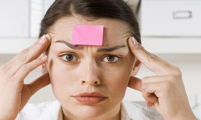 Ухудшение памяти — побочный эффект Седалита