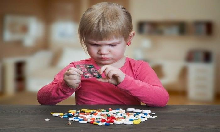 Запрещено принимать Седалит детям до 12 лет