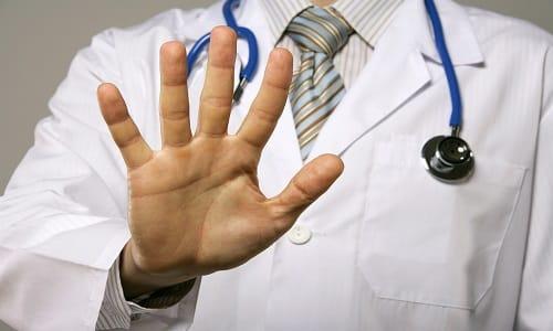 Точную дозировку приема препарата определяет врач, который назначает лечение