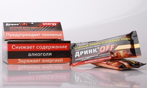 Однако российские производители разработали препарат Дринкофф, который быстро помогает привести организм в норму