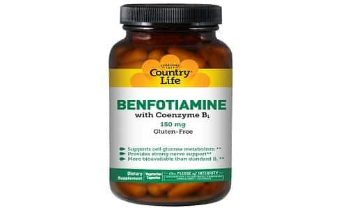 Бентфотиамин представляет собой действующее вещество, присутствующее во многих лекарствах, однако выпускается в виде отдельного препарата