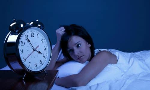 Сонливость - один из побочных эффектов приема препарата