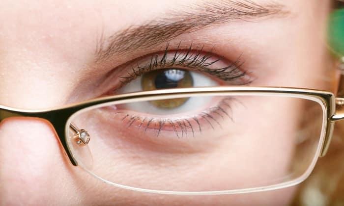 Во время приема препарата возможно ухудшение зрения