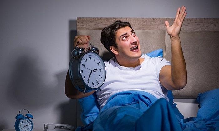 При нарушении сна следует принимать Элениум
