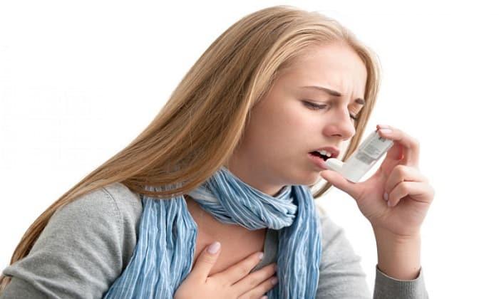 Цират назначают при бронхиальной астме