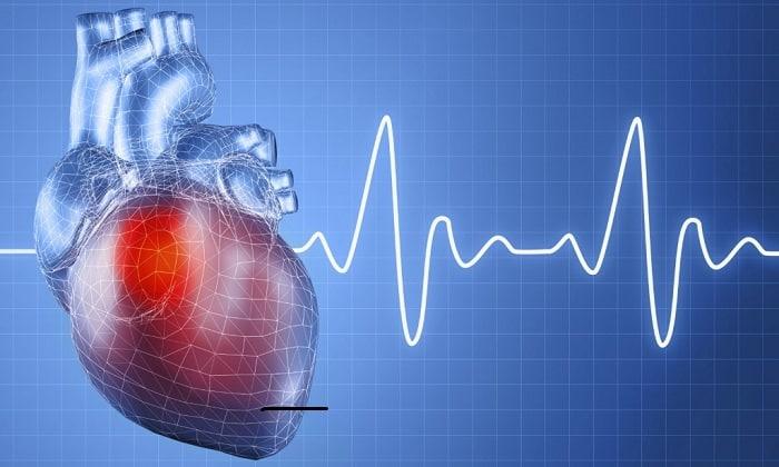 Во время лечения Элениумом у пациента учащается сердцебиение