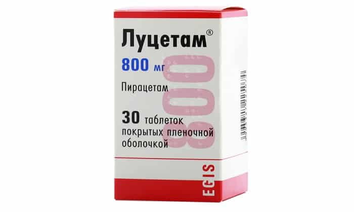 Луцетам цена в Томске от 76 руб., купить Луцетам, отзывы и инструкция по применению