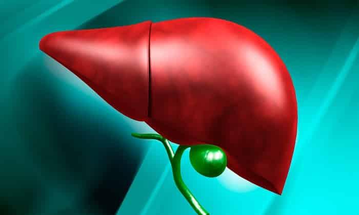 Антипохмелин помогает очистить печень от токсинов