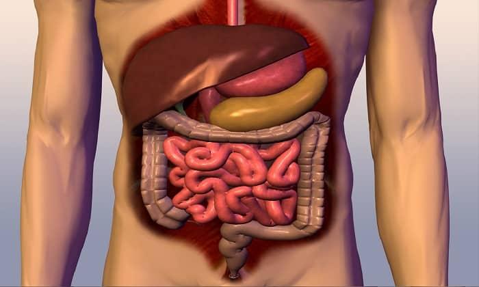 Препарат запрещено употреблять при заболеваниях желудочно-кишечного тракта