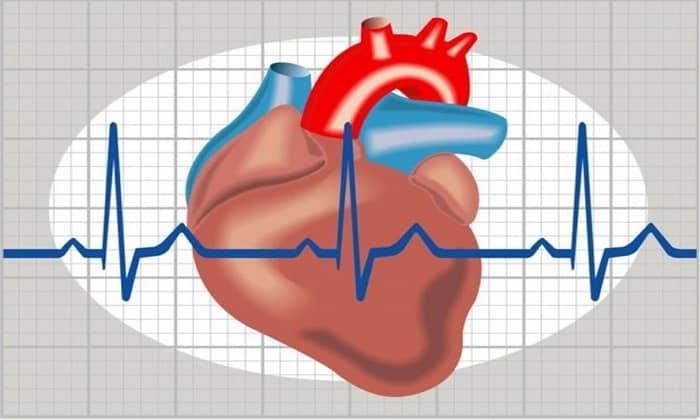 Во время приема галоперидола возможно нарушение сердечного ритма