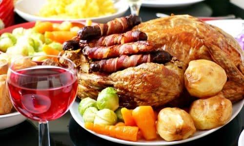 Жирная пища усилит эффект антипохмельного средства