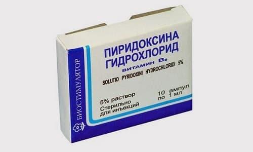 Pyridoxine стимулирует синтез гормонов, регулирует углеводный обмен, вызывает повышение концентрации гемоглобина в крови и т.д
