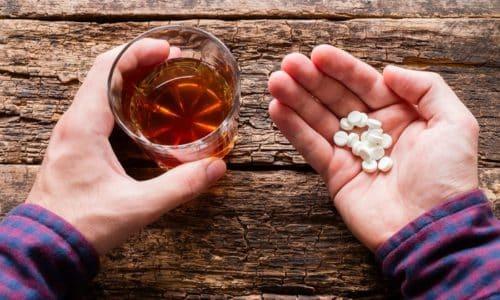 При случайном или намеренном приеме Феназепама и алкоголя следует немедленно вызвать скорую