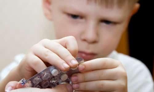 Аспирин Кардио противопоказан детям