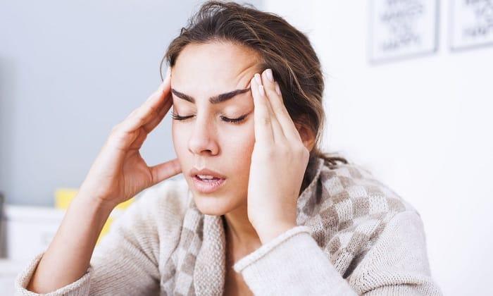 Возможны такие реакции как: раздражительность, сонливость, высокая возбудимость, нарушение сна, беспокойство, обмороки, головные боли и головокружение