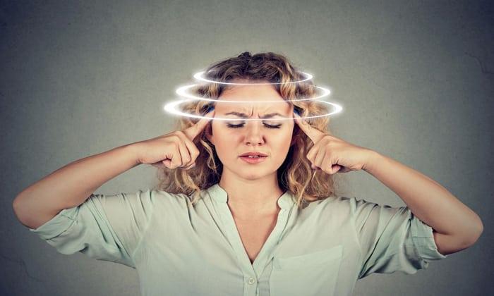 При употреблении Аспикора может появиться головокружение