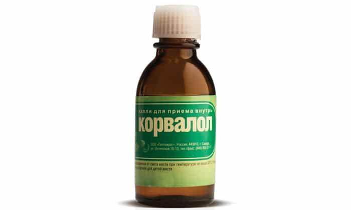 Принимая Корвалол снотворный эффект Хлордиазепоксида усиливается, его длительность увеличивается