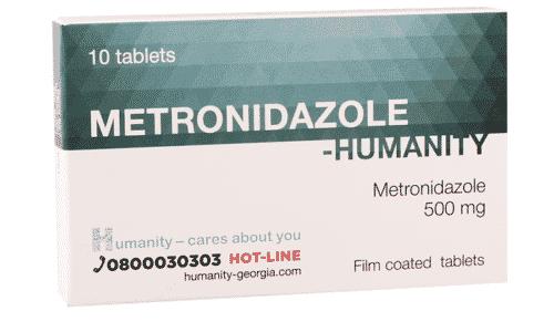 Метронидазол 500 — эффективное противоглистное средство, обладающее широким терапевтическим воздействием