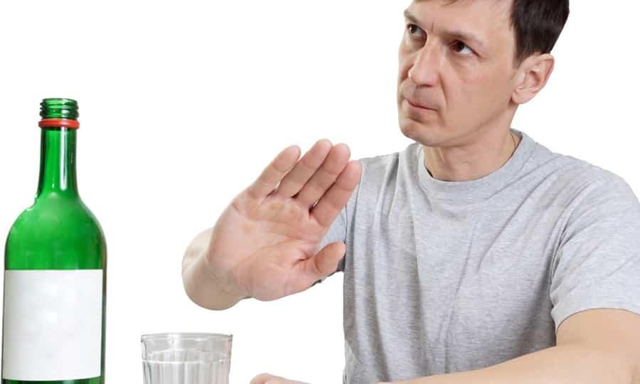 Прием Колме вызывает условно-рефлекторное отвращение ко вкусу и запаху алкоголя