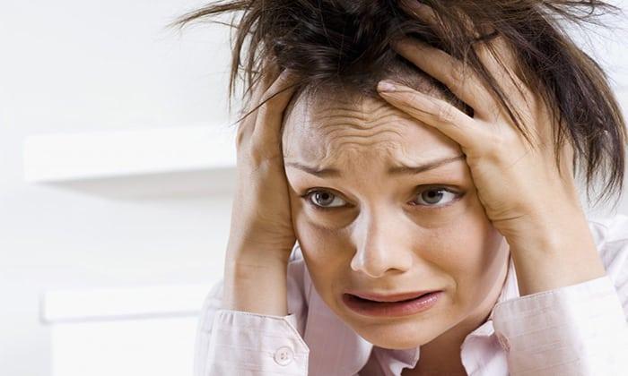 Дозу витамина можно увеличить при нервном перенапряжении