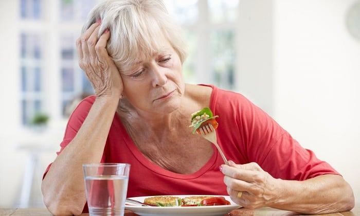 Зорекс может вызвать потерю аппетита