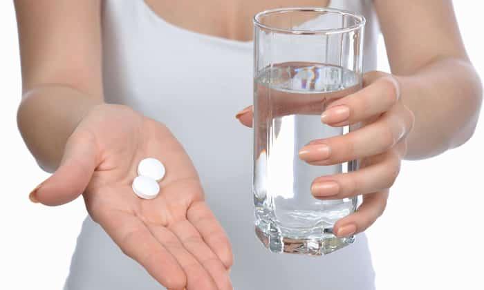 В пожилом возрасте применяется стандартное дозирование