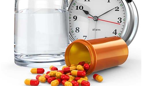 Период выведения Армадин Лонга составляет около 12 часов, что снижает вероятность возникновения побочной симптоматики