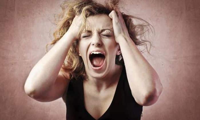 Побочным эффектом может быть появление раздрожительности
