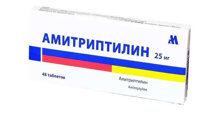Амитриптилин сексуальная функция