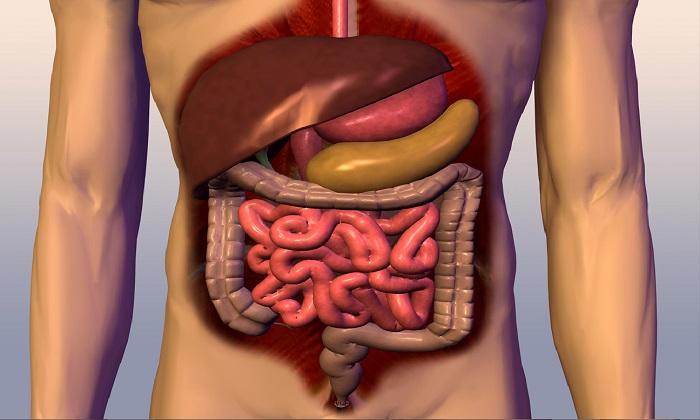 Благодаря присутствию в составе препарата серы раствор усиливает перистальтику тонкого и толстого кишечника