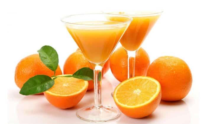 Содержание ГАМК можно обнаружить в апельсинах