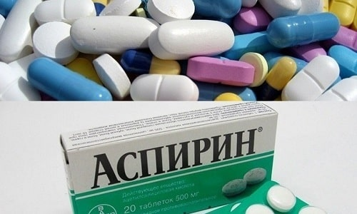 Можно ли принимать одновременно Аспирин и антибиотики?