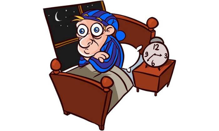 При бессоннице препарат проявляет способность удлинять продолжительность сна