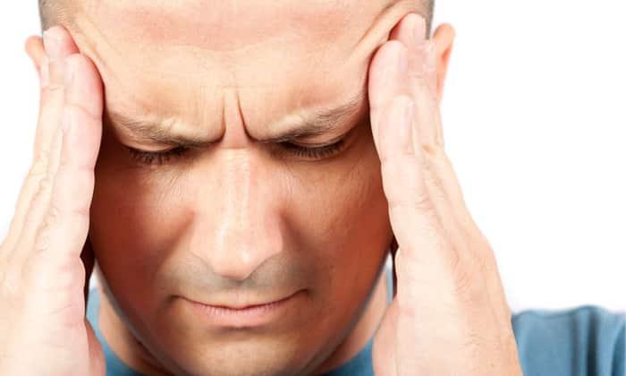 Головные боли могут появиться из-за приёма препарата