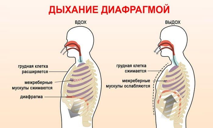 При более сильной передозировке угнетается дыхательная функция