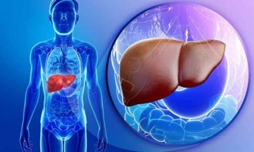 В числе побочных эффектов Феназепама - токсическое действие на печень