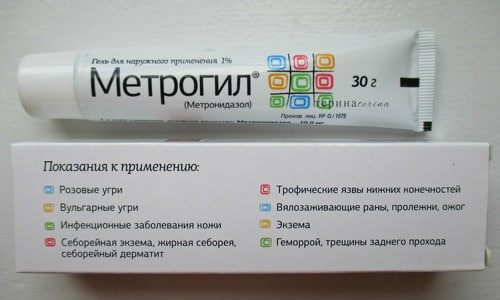 Аналогом препарата является Метрогил